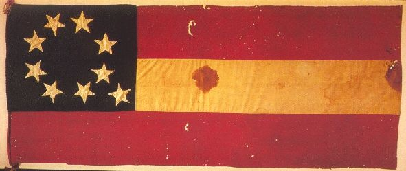 First Flag 1861