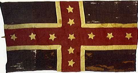 Second Flag 1862