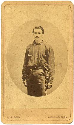 Pvt. J. Clay March