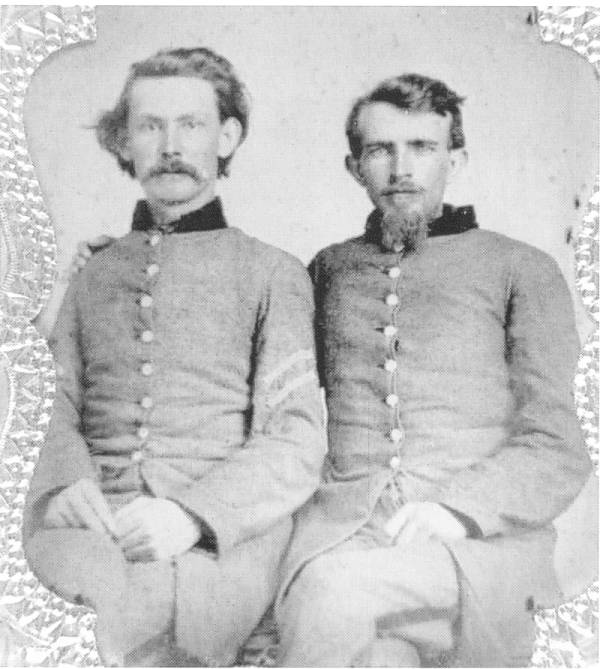 Corporal William A. Graham and Private Joseph Bynum