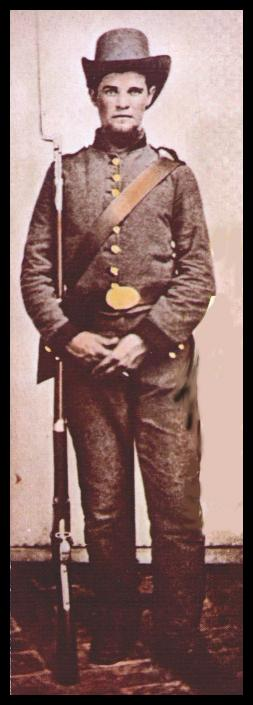 Private Sam R. Watkins